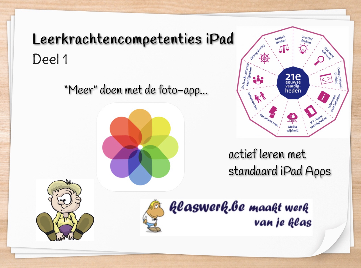 LKR competenties ipad 1