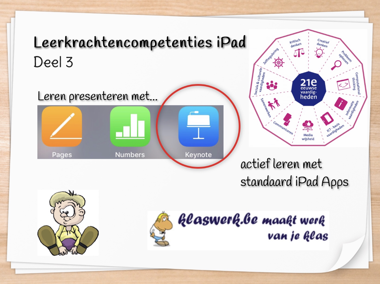 LKR competenties ipad 3